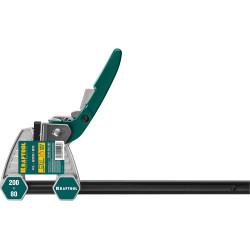 Струбцина быстрозажимная KRAFTOOL KL-200/80 200/80 мм / 32019-080-200